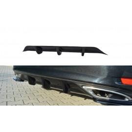 Dyfuzor Tylnego Zderzaka ABS - Lexus GS Mk4 Facelift T