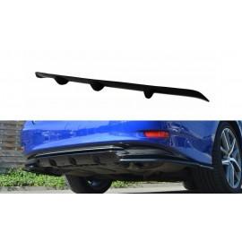 Dyfuzor Tylnego Zderzaka ABS - Lexus GS Mk4 Facelift H
