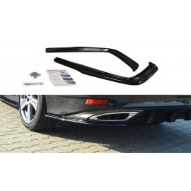 Splittery Boczne Tylnego Zderzaka ABS - Lexus GS Mk4 Facelift T