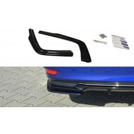 Splittery Boczne Tylnego Zderzaka ABS - Lexus GS Mk4 Facelift H