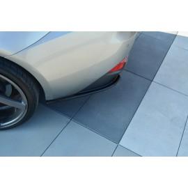 Splittery Boczne Tylnego Zderzaka ABS - Lexus IS Mk3 T