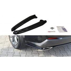 Splittery Boczne Tylnego Zderzaka ABS - Lexus NX Mk1 T