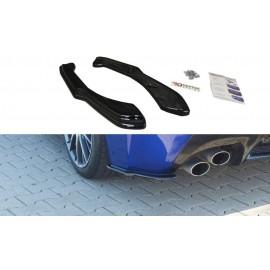 Splittery Boczne Tylnego Zderzaka ABS - Lexus RC F
