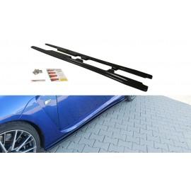 Poszerzenia Progów ABS - Lexus RC F
