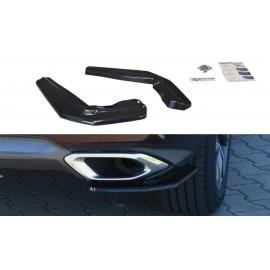 Splittery Boczne Tylnego Zderzaka ABS - Lexus RX Mk4 T