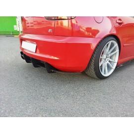 Dyfuzor RACE Tylnego Zderzaka ABS - Seat Leon Mk1 Cupra