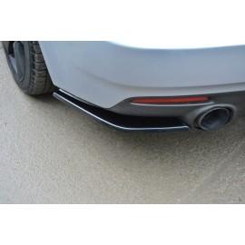 Splittery Boczne Tylnego Zderzaka ABS - Mazda 6 Mk1 MPS