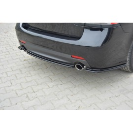 Sptter Tylnego Zderzaka ABS -  Saab 9-3 Aero Mk2 Facelift