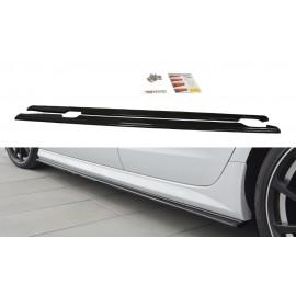 Poszerzenia Progów ABS - Audi A6 C7 S-line Facelift