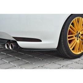 Splittery Boczne Tylnego Zderzaka ABS - Alfa Romeo GT