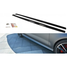 Poszerzenia Progów ABS - Audi RS7 Facelift