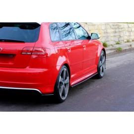 Poszerzenia Progów ABS - Audi RS3 8P