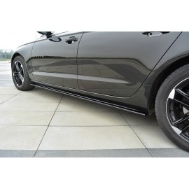 Poszerzenia Progów ABS - Audi A6 C7 Przedlift