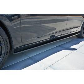 Poszerzenia Progów ABS - Volvo V60 Polestar Facelift