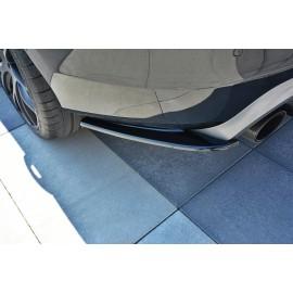 Splittery Boczne Tylnego Zderzaka ABS - Volvo V60 Polestar Facelift
