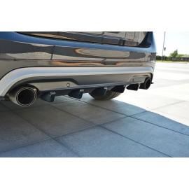 Dyfuzor Tylnego Zderzaka ABS  - Volvo V60 Polestar Facelift