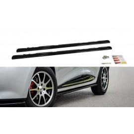 Poszerzenia Progów ABS - Renault Clio Mk4