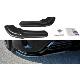 Splittery Boczne Tylnego Zderzaka ABS - Mercedes A W176 AMG 2015-