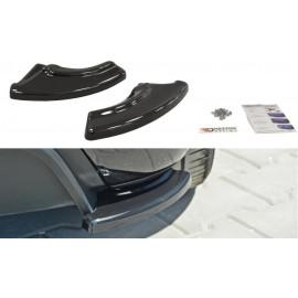 Splittery Boczne Tylnego Zderzaka ABS - Fiat Punto Evo Abarth