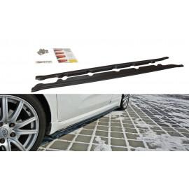 Poszerzenia Progów ABS - Kia Cee'd GT Mk2