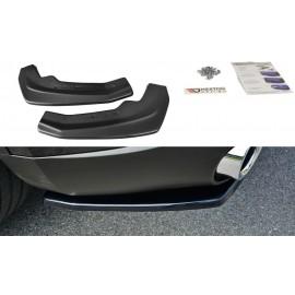 Splittery Boczne Tylnego Zderzaka ABS - Alfa Romeo Stelvio