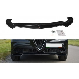 Przedni Splitter / dokładka ABS v.1 - Alfa Romeo Stelvio