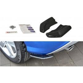 Splittery Boczne Tylnego Zderzaka ABS - Audi Q2 Mk1 Sport