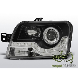 Fiat Panda - DayLight BLACK LED - LPFI14