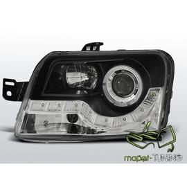 Fiat Panda - DayLight BLACK LED - LPFI14