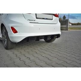 Dyfuzor Tylnego Zderzaka ABS - Ford Fiesta Mk8 ST-Line