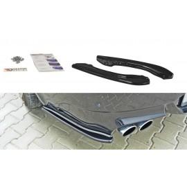 Splittery Boczne Tylnego Zderzaka ABS - BMW M6 E63
