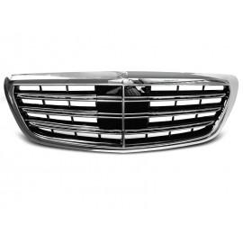 GRILL Atrapa Mercedes S-klasa W222 S65 look GRME39