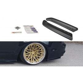 Splittery Boczne Tylnego Zderzaka ABS - Audi A7 S-line