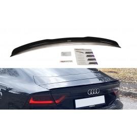 Nakładka Spojlera Tylnej Klapy ABS - Audi A7 S-line
