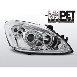 Mitsubishi Lancer 7  clear Angel Eyes CHROM ringi LPMI11