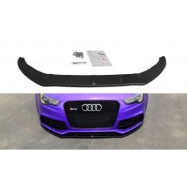Przedni Splitter / dokładka ABS - Audi RS5 Mk1 (8T) 10-15