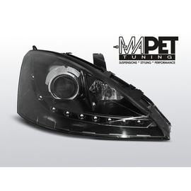 Ford Focus I 01-04 DAYLIGHT BLACK LED LPFO48