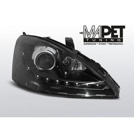 Ford Focus I 01-04 DAYLIGHT BLACK LED LPFO48