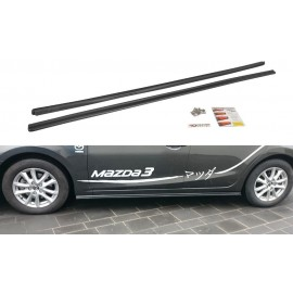 Poszerzenia Progów ABS - Mazda 3 BM (Mk3) Facelift