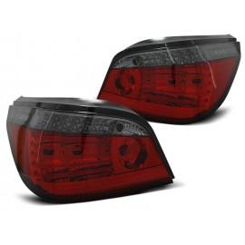 BMW E60 07-10 Red/BlackLed BAR  Diodowe Dynamiczne LDBMG6