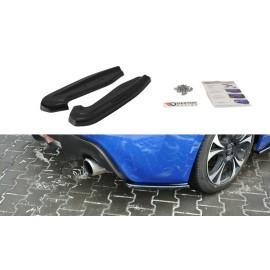 Splittery Boczne Tylnego Zderzaka ABS - Subaru BRZ MK1 FL