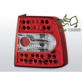 VW Passat B5 Sedan 96-00  LED RED/WHITE  diodowe LDVW20