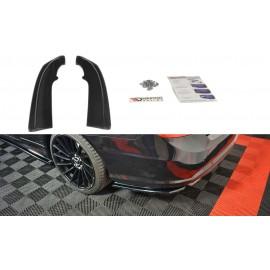 Splittery Boczne Tylnego Zderzaka ABS - MERCEDES E-klasa Coupe W207 AMG line