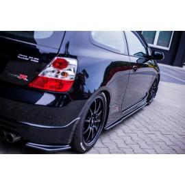 Poszerzenia Progów ABS - HONDA CIVIC EP3 (MK7) TYPE-R/S FACELIFT