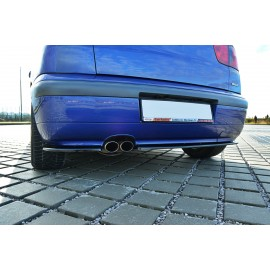 Splitter Tylnego Zderzaka ABS - SEAT IBIZA MK2 FACELIFT CUPRA