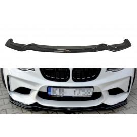 Przedni Splitter / dokładka ABS - BMW M2 (F87) COUPE