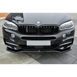 Przedni Splitter / dokładka ABS - BMW X5 F15 M50d