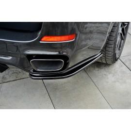 Splittery Boczne Tylnego Zderzaka ABS - BMW X5 F15 M50d