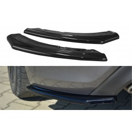 Splittery Tylnego Zderzaka ABS - Hyundai Genesis Coupe mk1