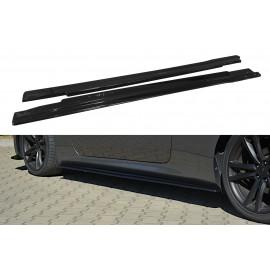 Poszerzenia Progów ABS - Hyundai Genesis Coupe mk1